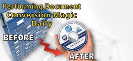 Digital Document Conversion