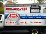 Accent Large Box Truck Side