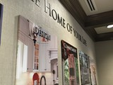 Homes by Dickerson Display Wall Raleigh