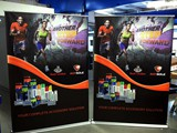 Retractable Display 60 x 84